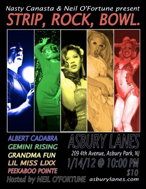 Asbury Lanes NJ